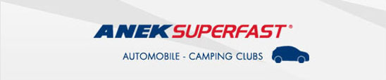 Anek-Superfast Ferries - Automobile Clubs